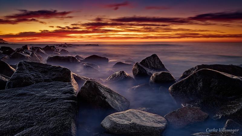 Por el Mar- By the Sea