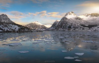 Montaña Norway