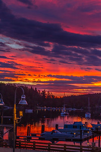 Friday Harbor Dawn