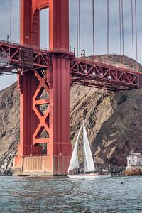 Alsager at the Golden Gate