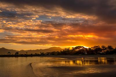 Dawn in Paradise