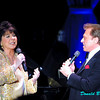 ATLANTIC CITY, NJ - AUGUST 10:  Eydie Gorme and Steve Lawrence  performs at Resorts Casino in Atlantic City   Photo by  Donald Kravitz