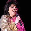 ATLANTIC CITY, NJ - AUGUST 10:  Eydie Gorme performs at Resorts Casino in Atlantic City   Photo by  Donald Kravitz