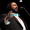 "ATLANTIC CITY, NJ Pavarotti came to Atlantic City to perform before a ""Sold Out' Arena at Trump Taj Mahal, Saturday evening February 3, 2001 in Atlantic City, NJ."