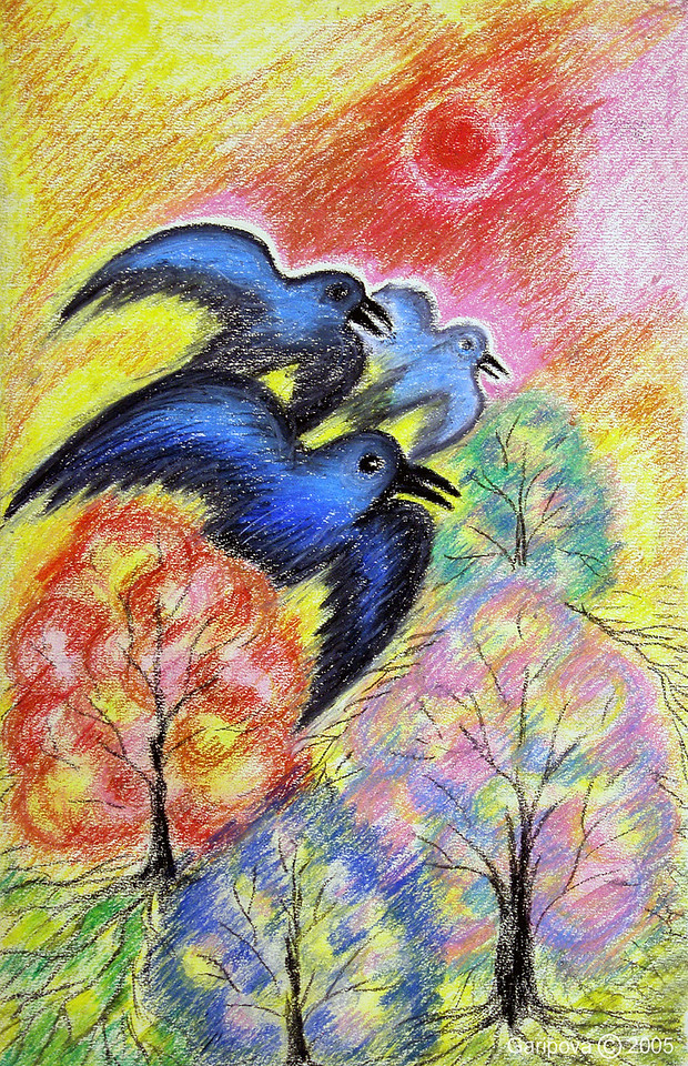 The Birds of Love