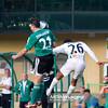 11.09.2010 - Belchatow , Pilka nozna - Ekstraklasa , PGE GKS Belchatow (zielone) - Lechia Gdansk (biale). Fot. Mariusz Palczynski / MPAimages.com