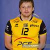 26.10.2010 - Belchatow , Siatkowka - PlusLiga , Sklad druzyny PGE SKRA Belchatow N/Z Pawel Woicki Fot. Mariusz Palczynski / MPAimages.com