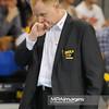 02.04.2011 - Belchatow , Siatkowka - PlusLiga , PGE SKRA Belchatow (zolte) - TYTAN AZS Czestochowa (czarne) N/Z Trener Jacek Nawrocki Fot. Mariusz Palczynski / MPAimages.com