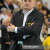 03.04.2011 - Belchatow , Siatkowka - PlusLiga , PGE SKRA Belchatow (czarne) - TYTAN AZS Czestochowa (biale) N/Z Trener Jacek Nawrocki Fot. Mariusz Palczynski / MPAimages.com