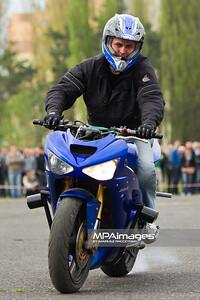 25.04.2011 - Belchatow ,  Rozpoczecie Sezonu Motocyklowego 2011 Fot. Mariusz Palczynski / MPAimages.com