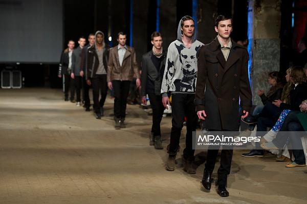 05.05.2011 - Lodz , FashionPhilosophy Fashion Week Poland , Off Out Of Schedule pokazy Fashion Shows  N/Z Kolekcja - Lukasz Stepien Fot. Mariusz Palczynski / MPAimages.com