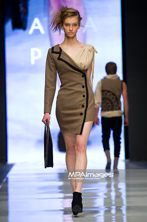 06.05.2011 - Lodz , FashionPhilosophy Fashion Week Poland , Aleja Projektantow , Designers Avenue  N/Z Kolekcja - Aga Pou Fot. Mariusz Palczynski / MPAimages.com