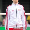 27.05.2011 - Lodz , Atlas Arena , Siatkowka, Liga Swiatowa 2011 ,  Polska (biale) - USA (granatowe) N/Z Krzysztof Ignaczak Fot. Mariusz Palczynski / MPAimages.com
