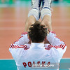 28.05.2011 - Lodz , Atlas Arena , Siatkowka , Liga Swiatowa 2011 ,  Polska (czerwone) - USA (biale) N/Z Michal Bakiewicz Fot. Mariusz Palczynski / MPAimages.com