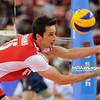 28.05.2011 - Lodz , Atlas Arena , Siatkowka , Liga Swiatowa 2011 ,  Polska (czerwone) - USA (biale) N/Z Lukasz Zygadlo Fot. Mariusz Palczynski / MPAimages.com