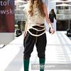 11.06.2011 - Sopot , Molo , Sopot Fashion Days , Prezentacje studentow szkol artystycznych N/Z Kolekcja - Jacek Krzysztof Mroczkowski Fot. Mariusz Palczynski / MPAimages.com