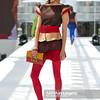 11.06.2011 - Sopot , Molo , Sopot Fashion Days , Prezentacje studentow szkol artystycznych N/Z Kolekcja - Klaudia Malolepszy Fot. Mariusz Palczynski / MPAimages.com
