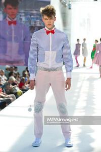 11.06.2011 - Sopot , Molo , Sopot Fashion Days , Prezentacje studentow szkol artystycznych N/Z Kolekcja - Maja Suchecka Fot. Mariusz Palczynski / MPAimages.com
