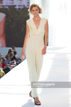 11.06.2011 - Sopot , Molo , Sopot Fashion Days , Prezentacje studentow szkol artystycznych N/Z Kolekcja - WARREN BARDSLEY Fot. Mariusz Palczynski / MPAimages.com