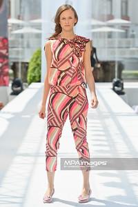 12.06.2011 - Sopot , Molo , Sopot Fashion Days N/Z Kolekcja Alicja Brzoskowska Fot. Mariusz Palczynski / MPAimages.com