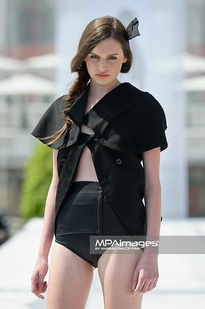 12.06.2011 - Sopot , Molo , Sopot Fashion Days N/Z Kolekcja Magdalena Arlukiewicz Fot. Mariusz Palczynski / MPAimages.com