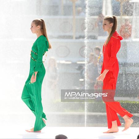 12.06.2011 - Sopot , Molo , Sopot Fashion Days N/Z Kolekcja Mariusz Gliwinski i Caren Shen Fot. Mariusz Palczynski / MPAimages.com