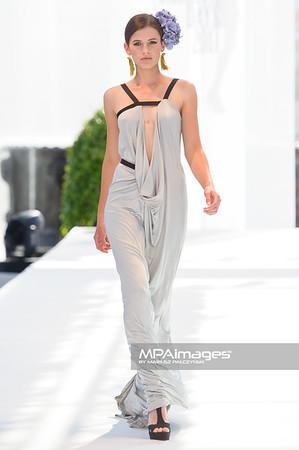 12.06.2011 - Sopot , Molo , Sopot Fashion Days N/Z Kolekcja PLICH Fot. Mariusz Palczynski / MPAimages.com
