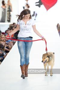 26.06.2011 - Warszawa , Warsaw Fashion Street N/Z Ewa Wiertel Fot. Mariusz Palczynski / MPAimages.com