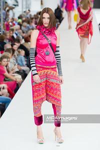 26.06.2011 - Warszawa , Warsaw Fashion Street N/Z Pokaz Adrian Who Fot. Mariusz Palczynski / MPAimages.com