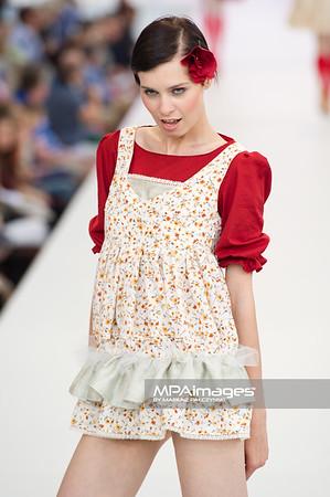 26.06.2011 - Warszawa , Warsaw Fashion Street N/Z Pokaz Agnieszka Kaszuba Fot. Mariusz Palczynski / MPAimages.com