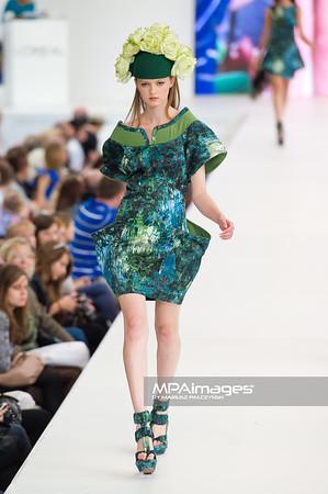 26.06.2011 - Warszawa , Warsaw Fashion Street N/Z Pokaz Agnieszka Tokarska Fot. Mariusz Palczynski / MPAimages.com