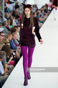 26.06.2011 - Warszawa , Warsaw Fashion Street N/Z Pokaz Anna Kolodziejska Fot. Mariusz Palczynski / MPAimages.com