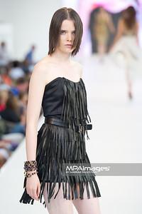 26.06.2011 - Warszawa , Warsaw Fashion Street N/Z Pokaz Bonecky Fot. Mariusz Palczynski / MPAimages.com