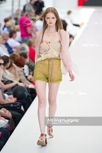 26.06.2011 - Warszawa , Warsaw Fashion Street N/Z Pokaz Dorota Ziebinska Fot. Mariusz Palczynski / MPAimages.com