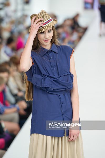 26.06.2011 - Warszawa , Warsaw Fashion Street N/Z Pokaz Elena Cuprina Fot. Mariusz Palczynski / MPAimages.com