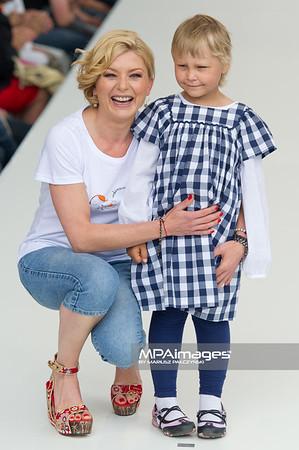 26.06.2011 - Warszawa , Warsaw Fashion Street N/Z Edyta Olszowka Fot. Mariusz Palczynski / MPAimages.com