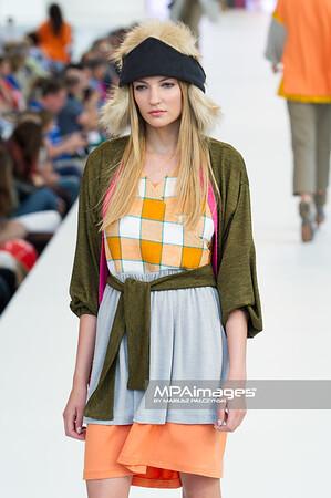 26.06.2011 - Warszawa , Warsaw Fashion Street N/Z Pokaz Gosia Siwiec Fot. Mariusz Palczynski / MPAimages.com