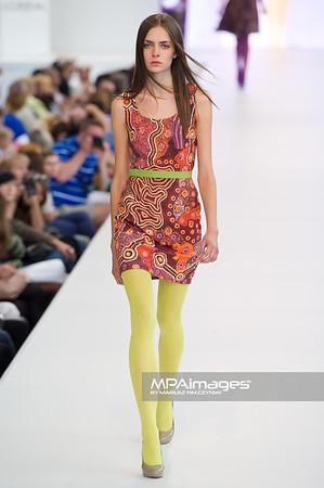 26.06.2011 - Warszawa , Warsaw Fashion Street N/Z Pokaz Iga Sylwestrzak Fot. Mariusz Palczynski / MPAimages.com