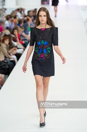 26.06.2011 - Warszawa , Warsaw Fashion Street N/Z Pokaz Joanna Berlinska Fot. Mariusz Palczynski / MPAimages.com