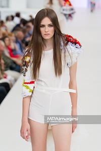26.06.2011 - Warszawa , Warsaw Fashion Street N/Z Pokaz Kamila Janiuk  Fot. Mariusz Palczynski / MPAimages.com