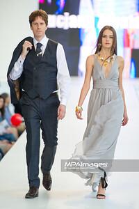 26.06.2011 - Warszawa , Warsaw Fashion Street N/Z Pokaz Mariusz Gliwinski Lucjana Zavatska Fot. Mariusz Palczynski / MPAimages.com