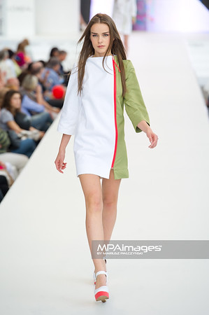 26.06.2011 - Warszawa , Warsaw Fashion Street N/Z Pokaz Marta Kuba Fot. Mariusz Palczynski / MPAimages.com