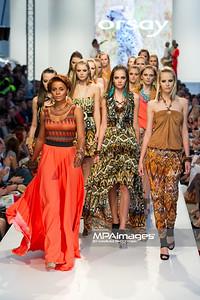 26.06.2011 - Warszawa , Warsaw Fashion Street N/Z Kolekcja ORSAY Aleksandra Szwed Fot. Mariusz Palczynski / MPAimages.com