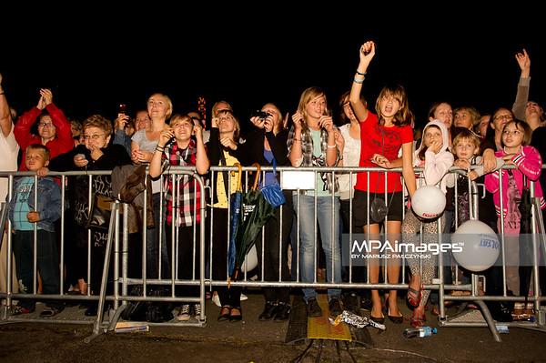 2011.08.13 - Belchatow , Edwardow , Dni Energetyka 2011  N/Z Fani  Fot. Mariusz Palczynski / MPAimages.com