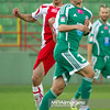 29.08.2011 - Belchatow , pilka nozna , T-Mobile Ekstraklasa , LKS Lodz (bialo-czerwone) - Legia Warszawa (zielone)  N/Z  Ariel Borysiuk  Fot. Mariusz Palczynski / MPAimages.com