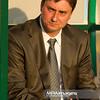 29.08.2011 - Belchatow , pilka nozna , T-Mobile Ekstraklasa , LKS Lodz (bialo-czerwone) - Legia Warszawa (zielone)  N/Z  Trener Maciej Skorza  Fot. Mariusz Palczynski / MPAimages.com