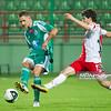 29.08.2011 - Belchatow , pilka nozna , T-Mobile Ekstraklasa , LKS Lodz (bialo-czerwone) - Legia Warszawa (zielone)  N/Z   Fot. Mariusz Palczynski / MPAimages.com
