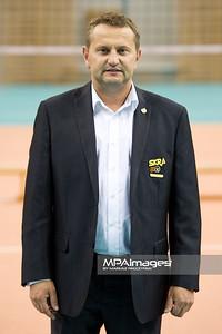 22.09.2011 - Belchatow , siatkowka , PlusLiga , PGE SKRA Belchatow - sklad na nowy sezon N/Z Konrad Piechocki - Prezes klubu  Fot. Mariusz Palczynski / MPAimages.com