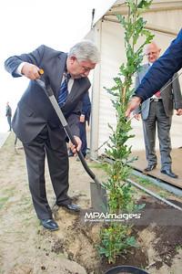 28.09.2011 - Belchatow , Otwarcie nowego bloku 858 MW PGE GiEK SA Oddzial Elektrownia Belchatow N/Z  Fot. Mariusz Palczynski / MPAimages.com