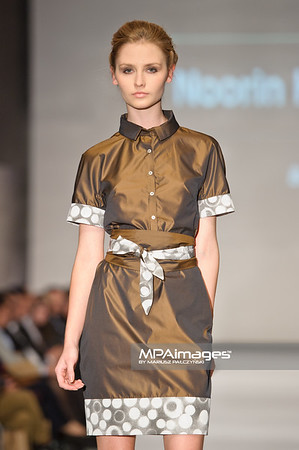 2011.10.26 - Lodz , Fashionphilosophy Fashion Week Poland 2012 S/S Re-Act Fashion - Noorin Khamisani   Fot. Mariusz Palczynski / MPAimages.com